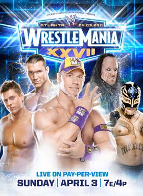WWE Wretlemania 27